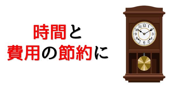 時間を表現している画像