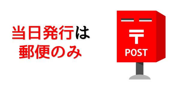 郵便を表現している画像