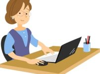 パソコン教室を表現している画像