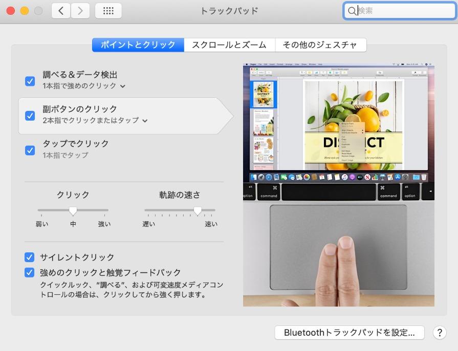 Macパソコンの画面画像8