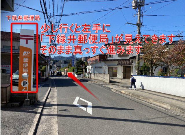 下緑井郵便局