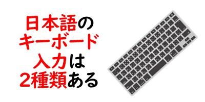 キーボードを表現している画像